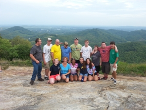 2015 youth mission team